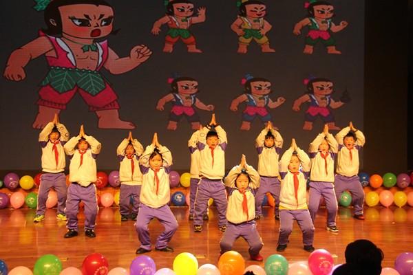 韩国可爱手指舞